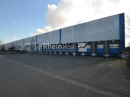 provisionsfrei - Moderne Logistikflächen / Rampe + ebenerdig / 7,50 m Höhe / beheizt
