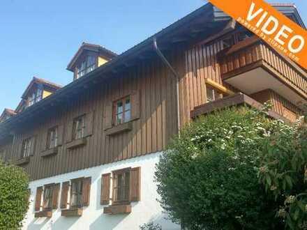 Schöne, gemütliche 2-Zimmer-ETW in Simmerberg
