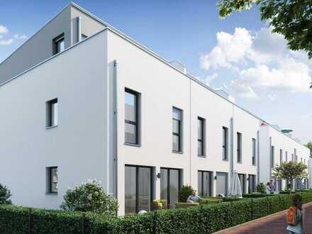 Reiheneckhaus Nr. 5 mit Garten inkl. 2 Stellplätze - Neubauprojekt T46