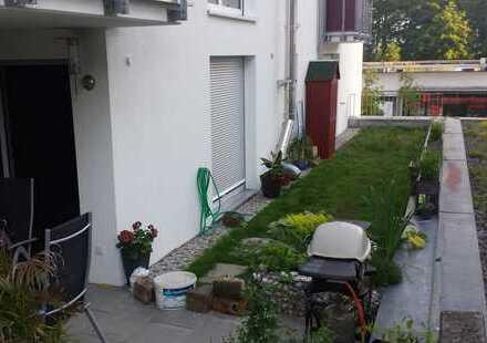 Neuwertige 6-Raum-Wohnung mit Terrasse Garten und EBK in Wernau