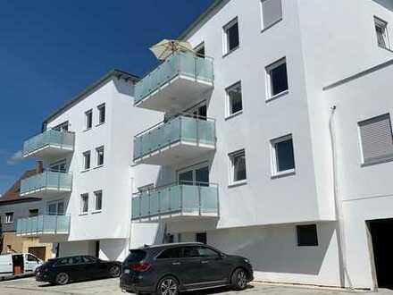 Neubau 3-Zimmer Wohnung mit tollem Ausblick *Provisionsfrei*
