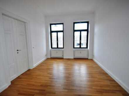 3-Raum Wohnung mit neuem Parkett + Stuck + großem Balkon im 3.OG mit Lift, am Zoo