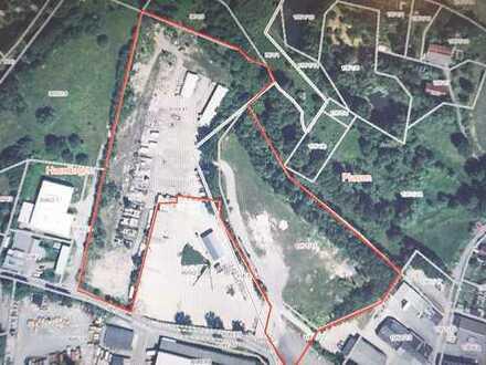 TOP Rendite 10 % !!!! Gewerbegrundstück , Gewerbeobjekt mit 30.000 m² direkt in Plauen zu verkaufen