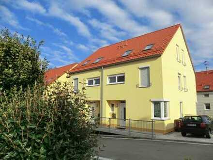 DHH Energiesparhaus Baujahr 08.2013 frei v. Privat - jetzt mieten + bei Augsburg wohnen