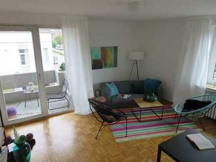 Frisch renoviertes und zentrales Appartement in Duisburg, Neudorf-Nord, gegenüber vom Hbf