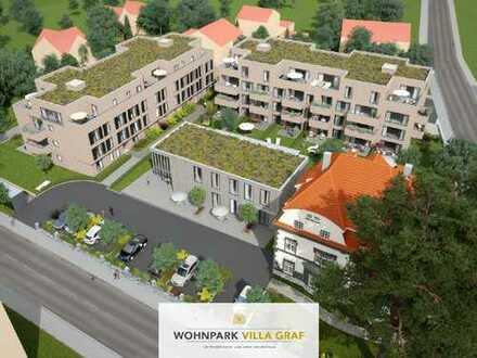 RESERVIERT - Attraktive 2,5-Zimmer-Wohnung im Wohnpark Villa Graf in Gottmadingen