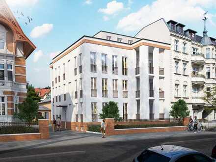 ++PENTHOUSE WOHNUNG- STADTVILLA-Brandenburger Vorstadt-Fussbodenheizung-Balkon-Sehr ruhige Lage-Stel