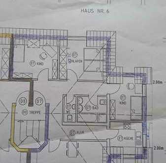 Helle 4-Zimmerwohung mit Garage und Stellplatz in der Schwäbischen Toskana zu verkaufen