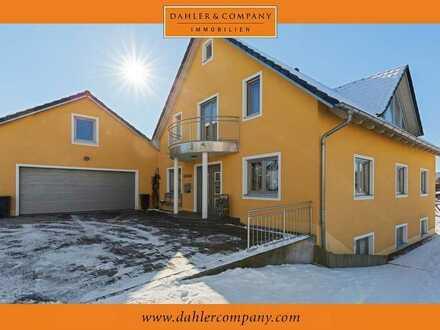 Top gepflegtes großzügiges Einfamilienhaus mit Einliegerwohnung