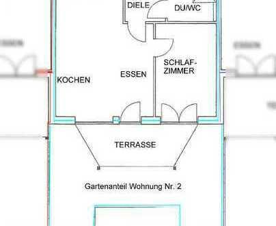 Neue, komfortable 2-Zimmer-Eigentumswohnung in Kuppenheim