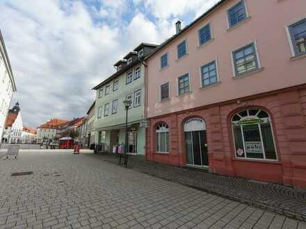 Großzügiges Ladengeschäft in direkter Nähe zum Marktplatz von Hildburghausen!!!