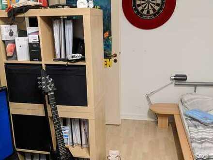 15 m² Zimmer in netter 3er WG in Karlsruher Nordstadt