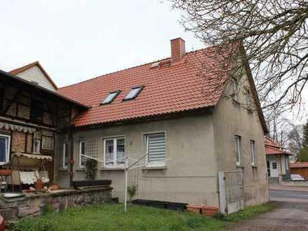 Einfamilienhaus mit Gewerbefläche in Ilmenau