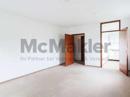 Renditeobjekt oder Zuhause mit Potenzial: Helle 1-Zi.-ETW in grüner Lage nahe Tübingen