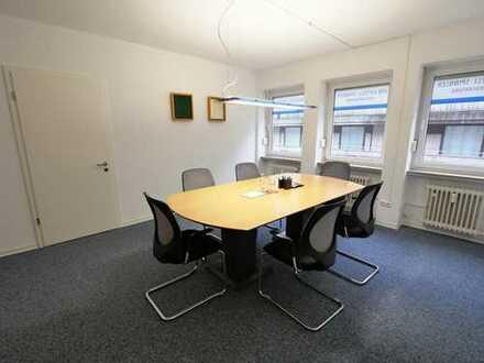 SCHWIND IMMOBILIEN - attraktive und voll renovierte Bürofläche im Zentrum