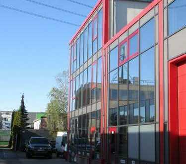 Moderne zeitgemäße ebenerdige Halle 640m² mit Büro 560m² in Norderstedt