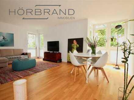 Geschmackvoll möblierte Wohnung in Nymphenburg für 2 Jahre