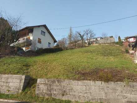 Großer Bauplatz in toller Südlage - RESERVIERT -