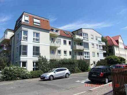 2-Raum-Wohnung in ruhiger, grüner Lage