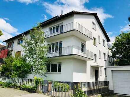 Mehrfamilienhaus mit riesigen Terrassen in Bestlage von Feudenheim!