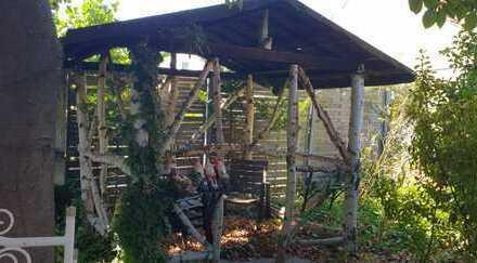Ein Haus mit viel Potenzial, Altbau renovieren und Neubau daneben möglich