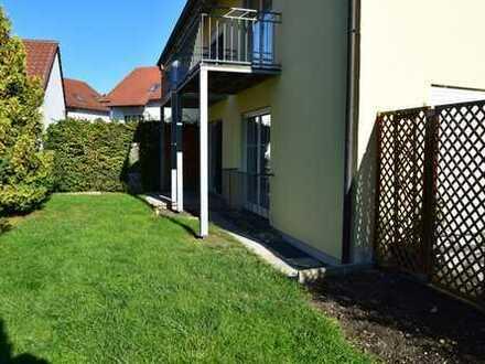 Wunderschöne 3-Zimmerwohnung mit Gartenterrasse in Berglern!