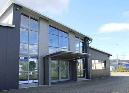 Troisdorf-Junkersring-Neubau!Top Ausstattung!Individuelle Büro-Halle o. Ausstellungsfläche!