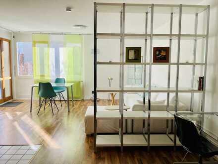 Möblierte Wohnung I Pauschalmiete I PKW-Stellplatz I alles inklusive
