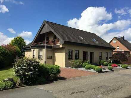 Gepflegte 5-Zimmer-DG-Wohnung mit Terrasse und Balkon in Cappenberg