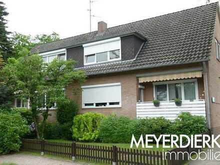 Wechloy - Chemnitzer Straße: gemütliche 3-Zimmer-Wohnung im Dachgeschoss in guter ruhiger Lage