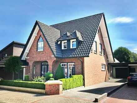 Exklusive Wohnung auf zwei Ebenen mit Wintergarten in Nordhorn zu vermieten - 3D Rundgang unten!!