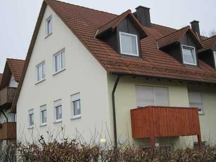 Schöne Eigentumswohnung vor den Toren der Fränkischen Schweiz!