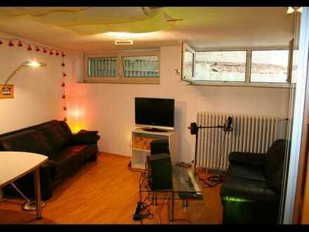 Ruhige individuelle 2-Zimmer-Wohnung mit EBK in Lindenthal, Köln
