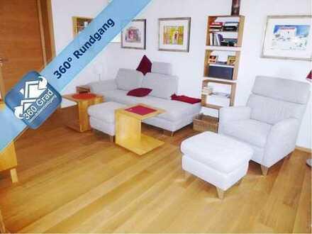 Zur Vermietung: Möblierte moderne 2-Zimmer-Wohnung in Fürth-Südstadt