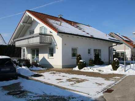 Einfamilienhaus mit Einliegerwohnung auf der Sonnenterrasse des Allgäus