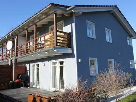 Moderne Doppelhaushälfte (Niedrigenergiehaus/ Neubau) in Rambin/ Insel Rügen zu vermieten!