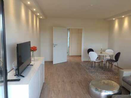 Kernsanierte komplett möblierte Wohnung in Hanau Steinheim