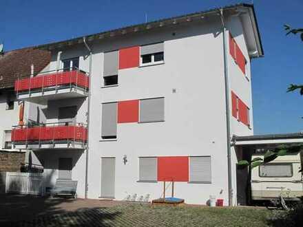 großzügige 3-Zimmer-Etagenwohnung in KfW-55 Haus