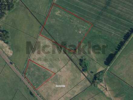 Ca. 90.000 m² Grünland im Havelland zur landwirtschaftlichen Nutzung