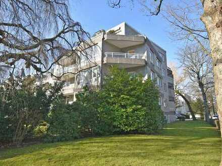 Luxus mit 3 Dachterrassen: Top saniertes 5-Zimmer-Penthouse nur wenige Minuten von der Alster