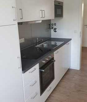 Erstbezug nach Sanierung: 2-Zimmer-Wohnung mit EBK und Balkon in Regensburg