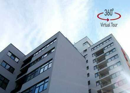 Exklusive 3,5-ZI-Wohnung | 3. OG mit Balkon | Mainufer-Nähe | Virtuelle Tour (360°)