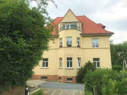 RARITÄT: Stadtvilla mit 2 freien Wohneinheiten in grüner Lage in Dresden/ Leubnitz-Neuostra