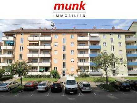 """""""Die Innenstadt genießen!"""" - Zentrale 3-Zimmer Eigentumswohnung im Herzen Neu-Ulms!"""