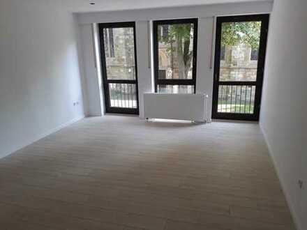Frisch renovierte 2-Zimmer-Wohnung mit Balkon und Einbauküche in zentraler Innenstadtlage Lippstadt