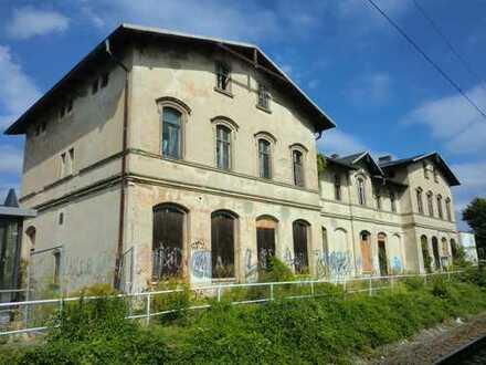 Dresden: unsaniertes Denkmal mit Potential