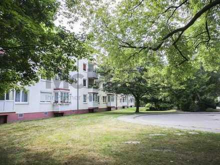 Neues Zuhause oder attraktive Anlage! 3-Zi.-ETW mit Loggia in grüner, ruhiger Wohnlage
