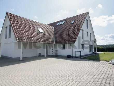 Familiendomizil in Ruhelage: EFH mit Südgarten, gehobener Ausstattung und Photovoltaikanlage
