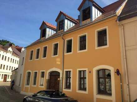 frisch sanierte 4- Raum-DG-ETW in der historischen Altstadt mit Gartenanteil, Atelier und Balkon