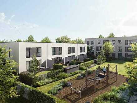 Modern und niveauvoll! Reiheneckhaus mit hellem Wohnambiente und Südgarten in ausgesuchter Lage